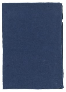 Stolnjak lan 160x300, indigo