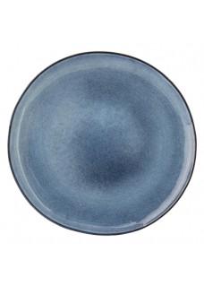 Tanjur Sandrine 29 cm, plavi
