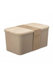 Kutija za kruh, bambus