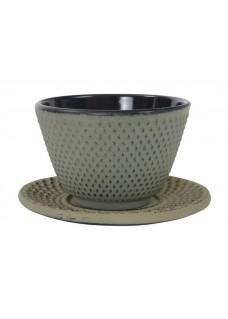 Šalica za čaj gus, zelena