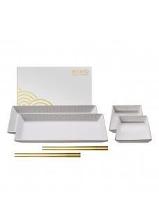 Sushi set Nippon White