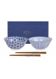 Zdjele set Nippon Blue 2/1