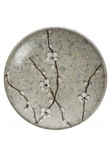 Tanjur Soshun 19,5 cm, sivi