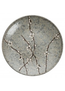 Tanjur Soshun 25 cm, sivi