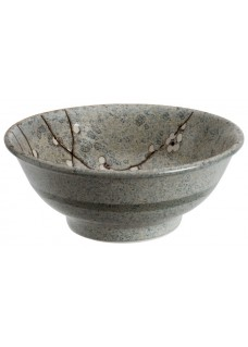 Zdjela Soshun 21 cm, siva