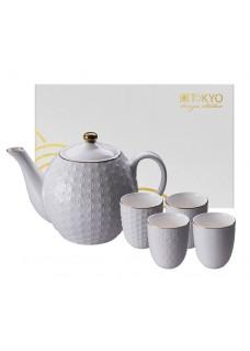 Set za čaj NIppon White