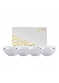 Zdjele Nippon White 4/1
