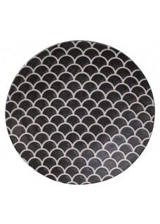 Tanjur Onyx Noir 25 cm