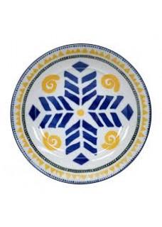 Tanjur Ethnic 24 cm, plitki
