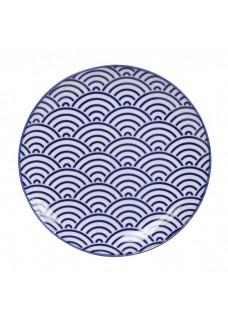 Tanjur N.Blue 16 cm