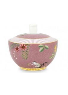 Zdjelica za šećer La M. pink