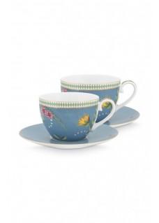 Set za čaj La Majorelle blue