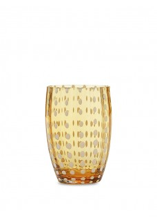 Čaša Perla 32 cl, amber